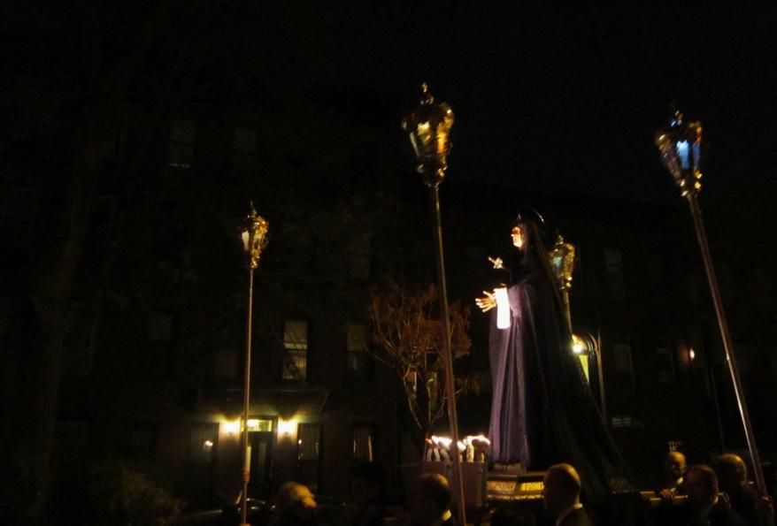 maria SS adolorata procession