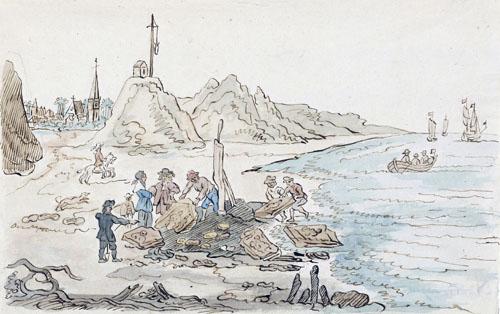 After Hendrik van Schuylenburgh (circa 1620–1689) [Public domain], via Wikimedia Commo