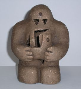 Reproduction of the Prague Golem