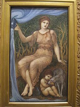 Edward Burne-Jones [Public domain], via Wikimedia Commons