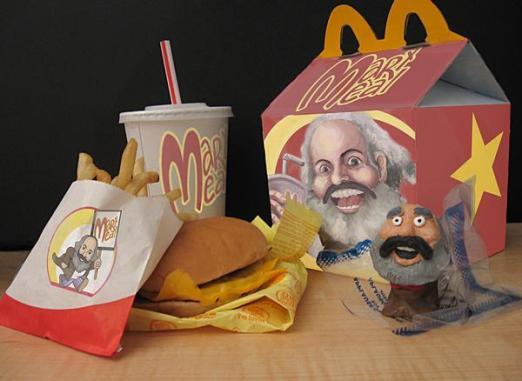 Karl Marx Meal by skippyskits