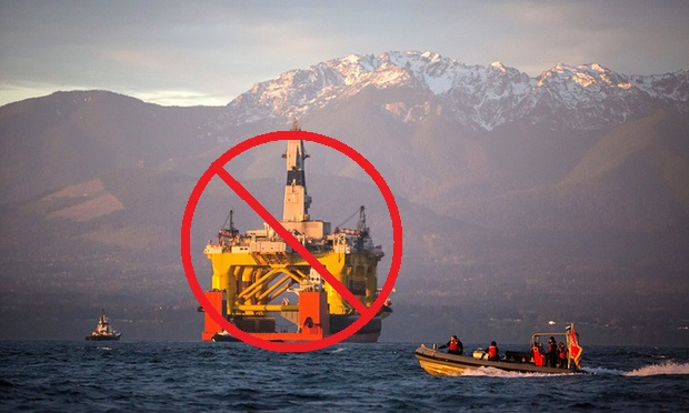 NO-shell-arctic-drilling-rig