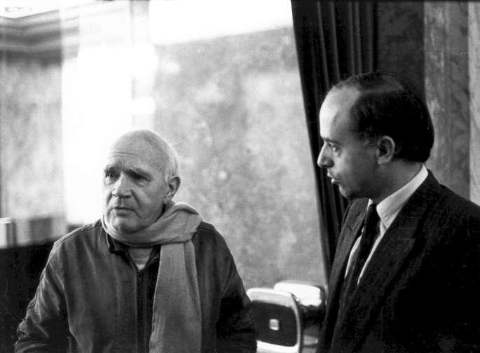 JeanGenet-HansKoechler1983