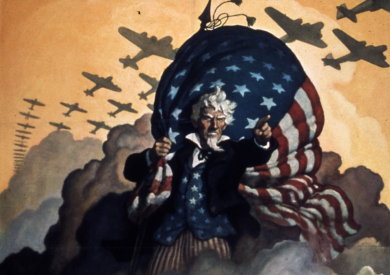 The Lost Promise of Patriotism  Jonathan Hansen on World War I     Millicent Rogers Museum