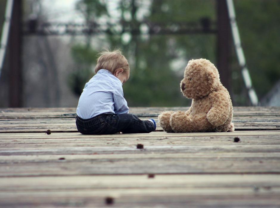 Bear child