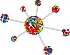 Globe Molecule by Dawn Hudson (public domain image).