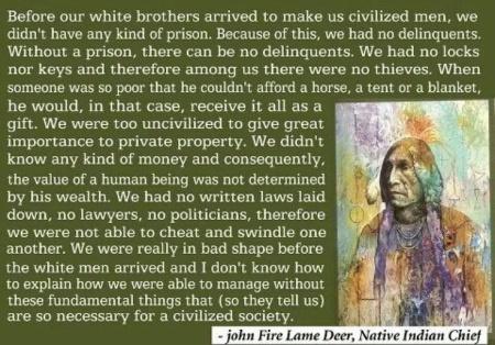 John Fire LameDeer