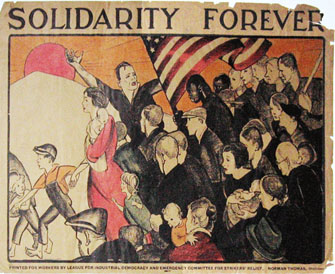 Solidarity Forever Poster