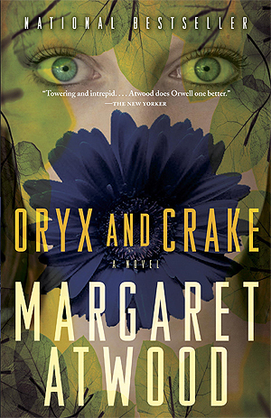 Oryx and Crake by Margaret Atwood My rating: 5 of 5 stars
