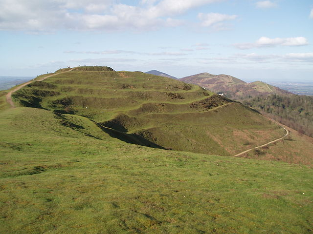 Iron Age earthworks, British campBy Spoonfrog at English Wikipedia - Transferred fromen.wikipediato CommonsbyLiftarnusing CommonsHelper., Public Domain, https://commons.wikimedia.org/w/index.php?curid=11894921