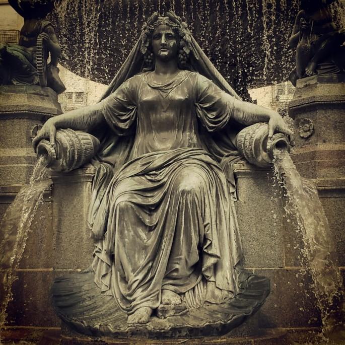 Nantes Fountain Hardcore