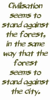Forest Civilisation pull