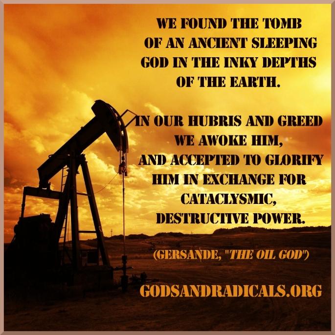 oil god