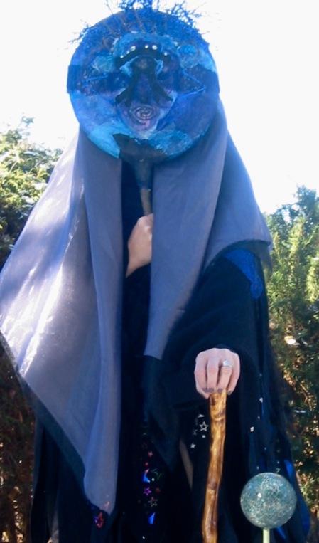 blue-robe