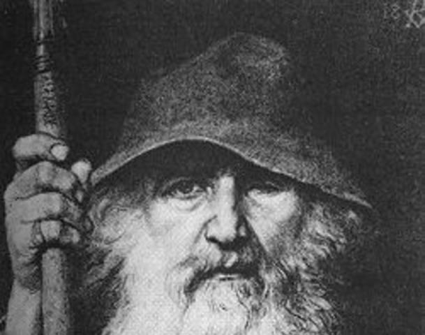 Odin-Norse-mythology-Wanderer