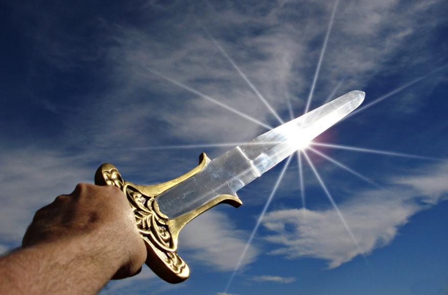 hand-holding-sword-good-free-photos